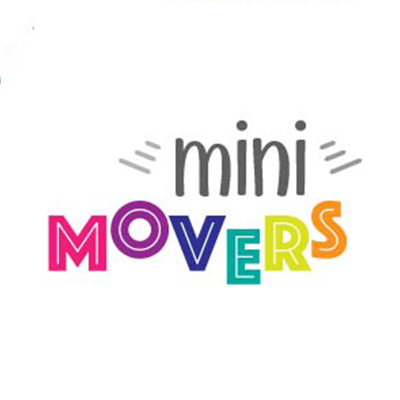 MINI MOVERS (age 3 and 4)- Full Year and Sessional